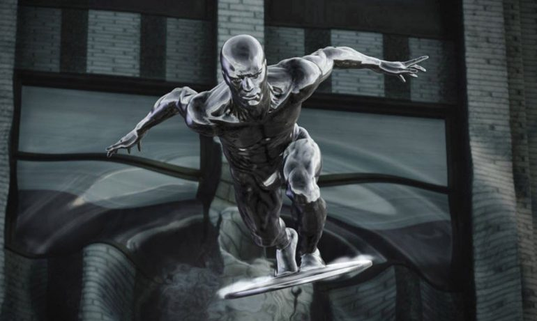 silver surfer 2018
