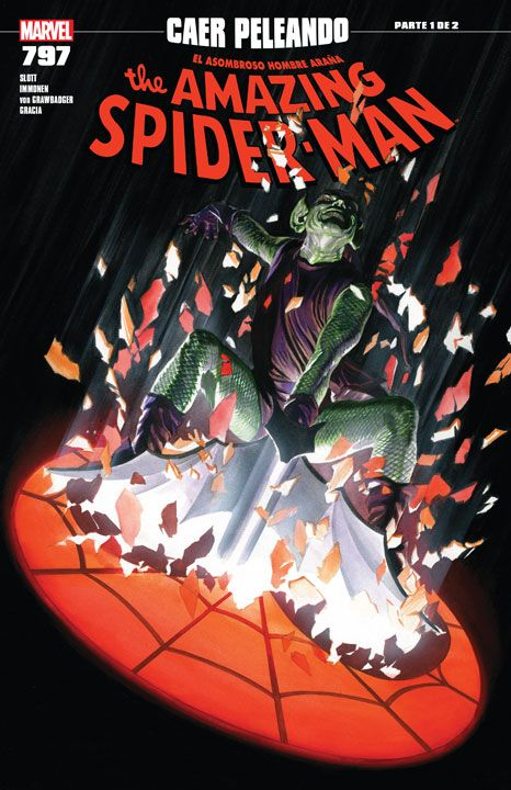 The Amazing Spider-Man #797-798