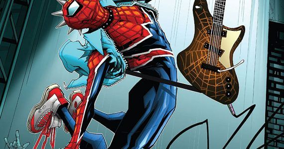 La llegada de Edge of Spider-Geddon a Marvel Cómics México