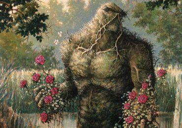 Alan Moore y el reto de remodelar a Swamp Thing