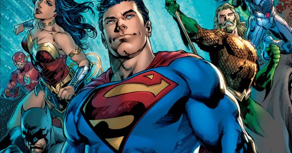 The Man of Steel de Brian Michael Bendis llega a DC Comics México
