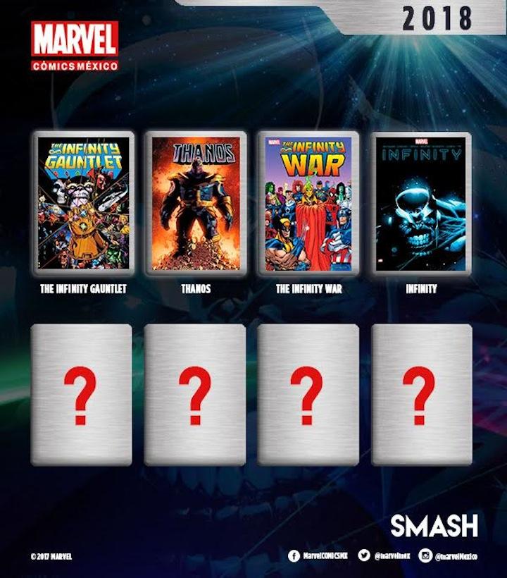 infinity-war-smash-marvel-comics-mexico