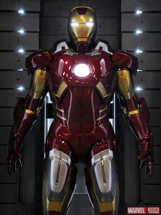 7 curiosidades de la primera película de Iron Man