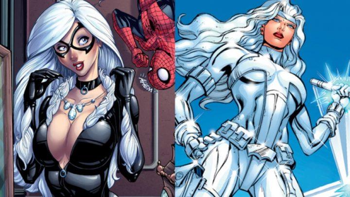 black-cat-silver-sable-spider-man-marvel